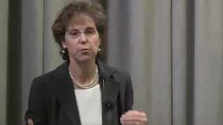 "Anat Admati: ""What's Wrong with Banking and What to Do About It"" 