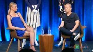 "Jason Wu & Martha Hunt: ""The Evolution of Fashion"" 