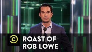 Roast of Rob Lowe - Preview - Jimmy Carr - Rob Lowe's Costars