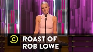 Roast of Rob Lowe - Preview - Nikki Glaser - Jewel's Notorious Smile