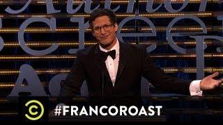 Roast of James Franco - The Roast Gets Dark - Uncensored