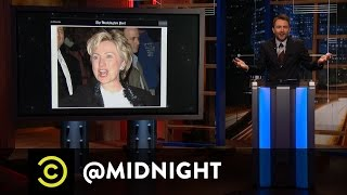 Hacking Hillary - @midnight with Chris Hardwick