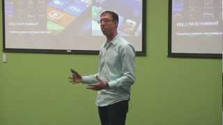 "Jared Goralnick: ""Productivity, Happiness, and Avoiding Sudden Death"", Talks at Google"