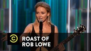 Roast of Rob Lowe - Jewel - Acoustic Roasting
