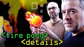 Fire Pong Details - Computerphile