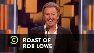 Roast of Rob Lowe - David Spade - The Art of Acting