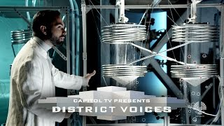 CapitolTV's DISTRICT VOICES - District 5: Electric Sparks From Falling Water