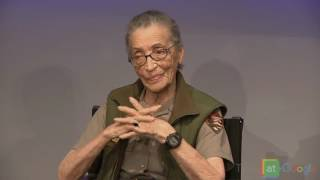 "Betty Soskin: ""Of Lost Conversations: Opportunity and Discrimination..."" 