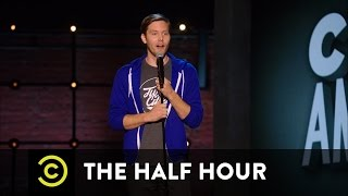 The Half Hour - Cy Amundson - Social Media Selfishness