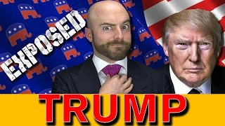 10 Shocking Things You Didn't Know About Donald Trump!