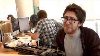 Jake and Amir: Typewriter
