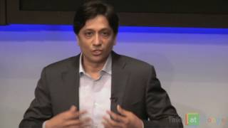 "Arun Sundararajan: ""The Sharing Economy and the Future of Digital Governance"" 