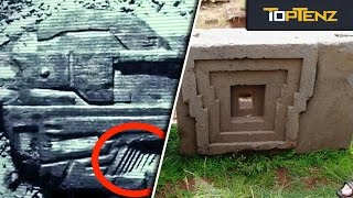 Top 10 Archaeological DISCOVERIES We STILL Don't Understand
