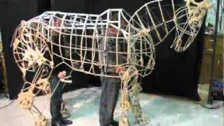 The genius puppetry behind War Horse | Handspring Puppet Company