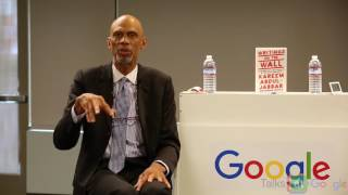 "Kareem Abdul-Jabbar: ""Writings on the Wall"" 