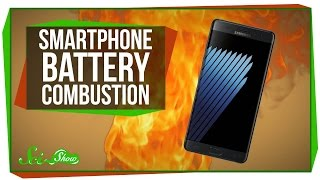 Why Are Smartphone Batteries Combusting?