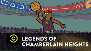 Legends of Chamberlain Heights - Grover's Sneakervention