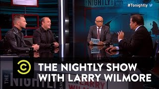 The Nightly Show - Panel - Science vs. Religion