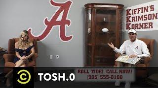 Tosh.0 - Kiffin's Krimson Korner 2