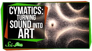 Cymatics: Turning Sound into Art