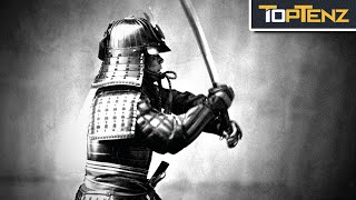 Top 10 ANCIENT WARRIORS - by Metatron
