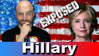 10 Shocking Things You Didn't Know About Hillary Clinton!
