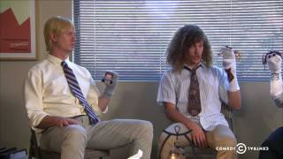Workaholics - Sock Puppets