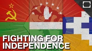 Which Regions Are Fighting For Independence? Part 3