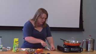 "Marisa McClellan: ""Preserving by the Pint: Quick Seasonal Canning for Small Spaces"" 
