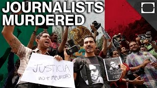 Why So Many Journalists Are Being Murdered In Mexico