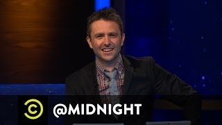 #HashtagWars - #KnockOffBands - @midnight with Chris Hardwick