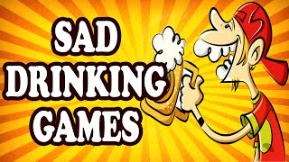 Top 10 Sad Excuses For Drinking Games They Expect You To Buy — TopTenzNet