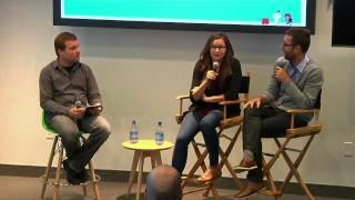 "Lisanne Pajot & James Swirsky: ""Indie Game: The Movie"" 