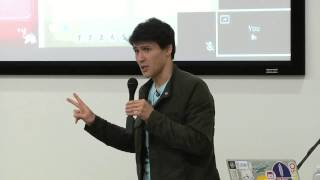 "Jean-Baptiste Huynh: ""Redesigning the Math Experience - Lessons from DragonBox"" 