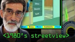1980's Google Street View - Computerphile