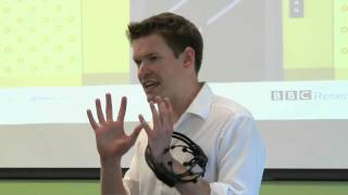 "Hannu Rajaniemi: ""The Future of the Book"" 