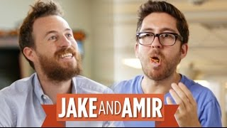 Jake and Amir: Standing Desk