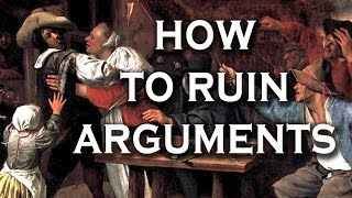 Top 10 Argument Techniques That Ruin Arguments For Everyone