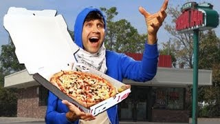Pizza Thief: The Musical