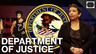 How Powerful Is The U.S. Department Of Justice?