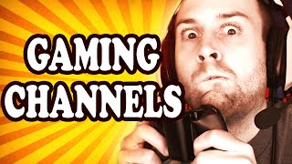 Top 10 Best Gaming Channels on YouTube — TopTenzNet