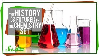 The History (And Future!) of the Chemistry Set