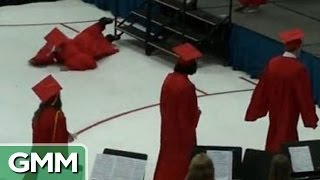 5 Embarassing Graduation Fails