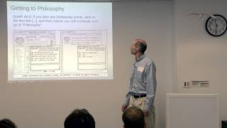 "Allen B. Downey: ""Think Complexity"" 