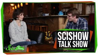 SciShow Talk Show: The History of Gender & Kiki the Domestic Cat