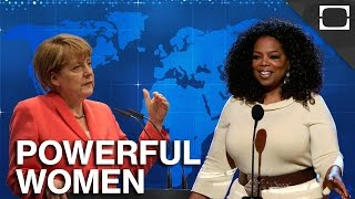 Who Are The World's Most Powerful Women?