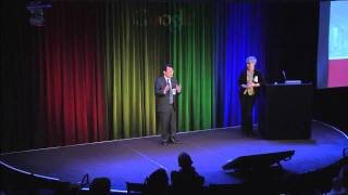 "Cecilia D'Oliveira & Shigeru Miyagawa: ""Class Size = 1 Billion"" 