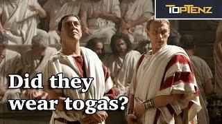 Top 10 HUGE Historical MYTHS