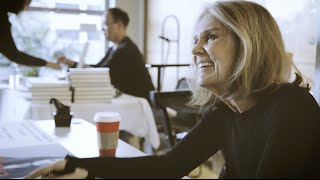 "Gloria Steinem: ""My Life on the Road"" 