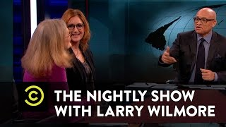 The Nightly Show - Vaccines